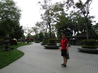 Park vorm Convention Center